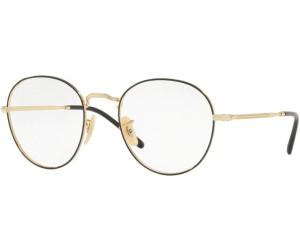 RAY BAN RAY-BAN Brille » RX3582V«, goldfarben, 2500 - gold