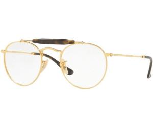 RAY BAN RAY-BAN Brille » RX3747V«, goldfarben, 2945 - gold