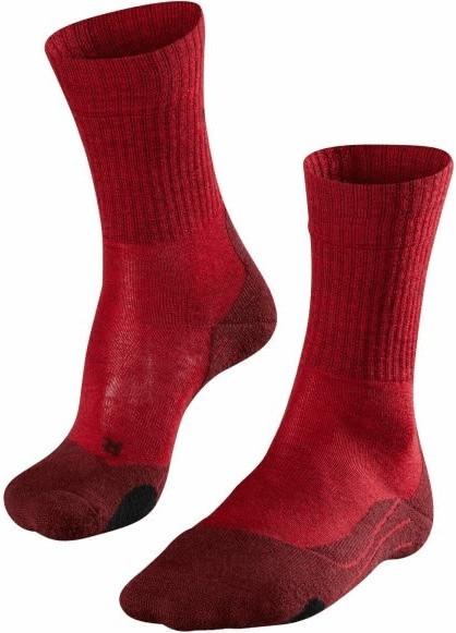 Falke TK 2 Wool Women scarlet