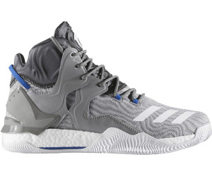 e35147de8de7 Adidas D Rose 7 solid grey footwear white dark grey heather solid grey
