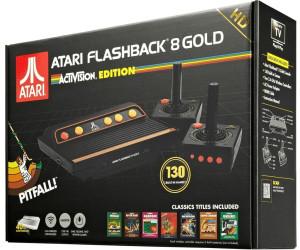 Atgames Atari Flashback 8 Gold Hd Activision Edition Desde