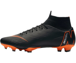 Nike Mercurial Superfly VI Pro FG black total orange white a € 119 ... a388b4047f5