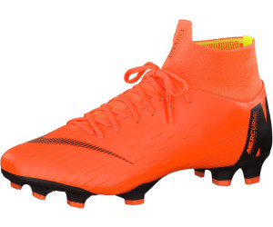 c42cf406088e Buy Nike Mercurial Superfly VI Pro FG total orange black total ...