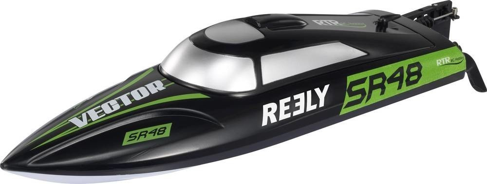 Reely Vector 48 RC Motorboot RtR 545mm