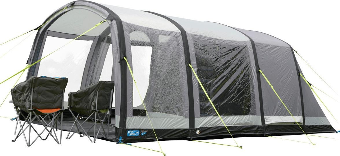 Kampa Hayling 4 Air Pro (CT3049, grey)