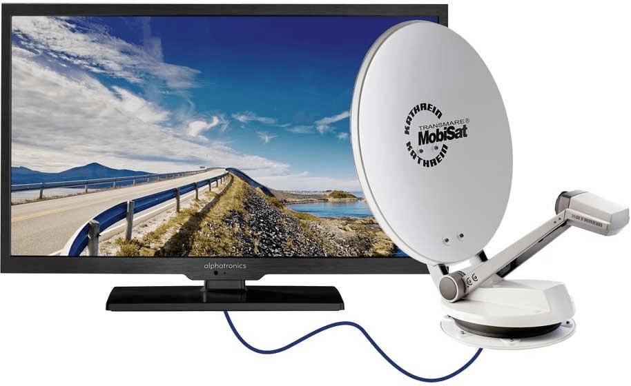 Kathrein Caravan TV System 6 (HDP 750/ TVSL-19D...
