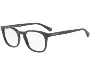 Emporio Armani Herren Brille » EA3118«, schwarz, 5001 - schwarz