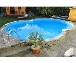 Summer fun stahlwand pool set 525 x 320 x 120cm ab for Pool stahlwand