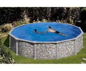 summer fun vigo pool set 460 x 120cm ab preisvergleich bei. Black Bedroom Furniture Sets. Home Design Ideas