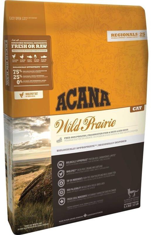 Image of Acana Wild Prairie