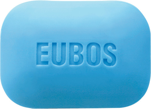 Eubos Fest Blau Seife (125 g)