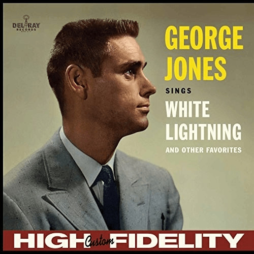 George Jones - Sings White Lightning & Other Fa...