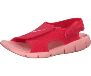 Nike Badesandale »Sunray Adjust 4 (GS)«, rot