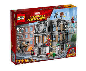 Sanctorum76108 Super El Lego Marvel Heroes Duelo Sancta En XPkZiTOu