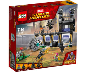 De Marvel Glaive76103Au L'attaque Corvus Heroes Super Lego 8NOnwvm0