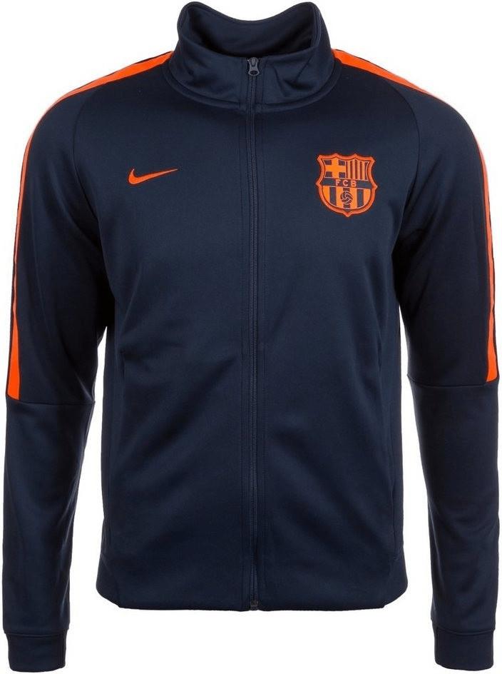 Nike FC Barcelona Franchise Trainingsjacke obsi...