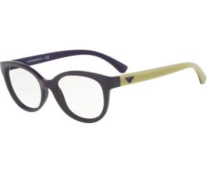 Emporio Armani Damen Brille » EA3104«, schwarz, 5017 - schwarz