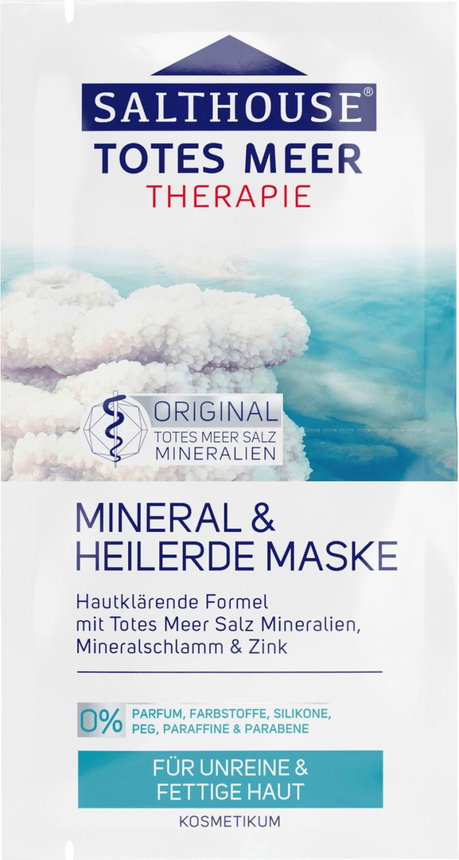 Salthouse Totes Meer Therapie Mineral & Heilerd...