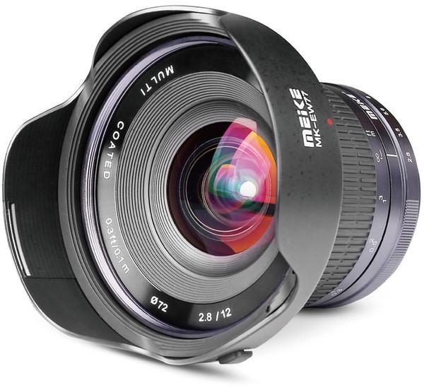 Image of Meike 12mm f2.8