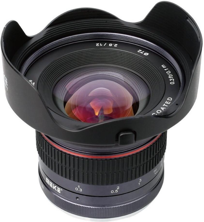 Image of Meike 12mm f2.8 Fuji X