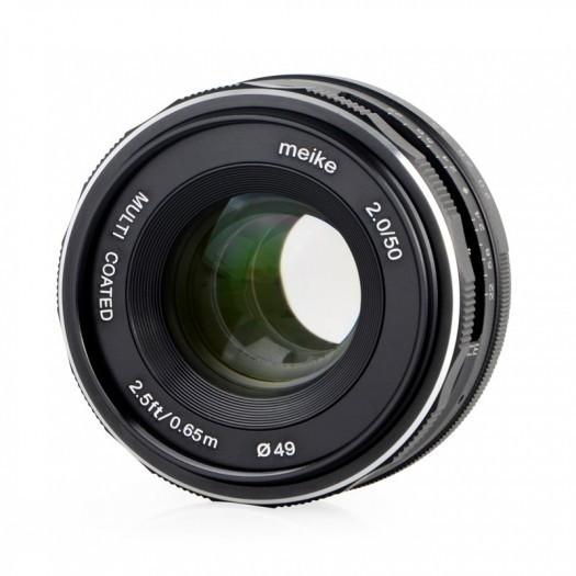 Image of Meike 28mm f2.8 [Fuji X]