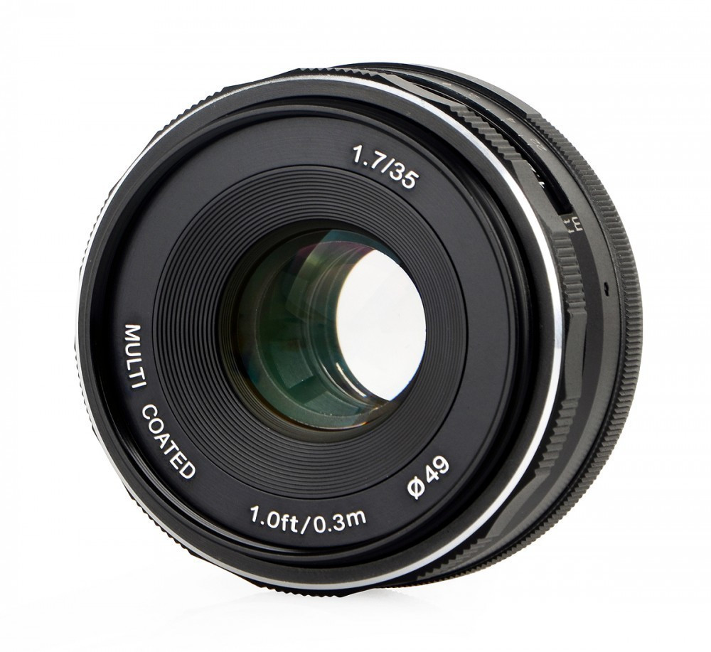 Image of Meike 35mm f1.7 [Nikon 1]