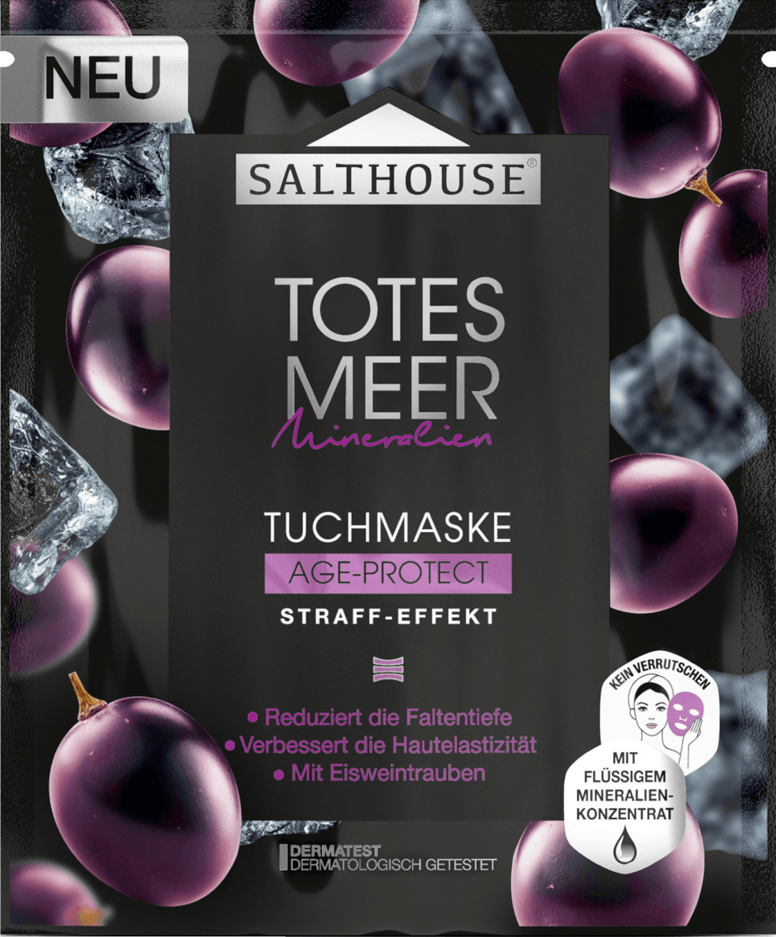 Salthouse Totes Meer Tuchmaske Age-Protect