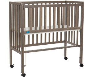 fillikid beistellbett cocon plus grau ab 92 52 preisvergleich bei. Black Bedroom Furniture Sets. Home Design Ideas