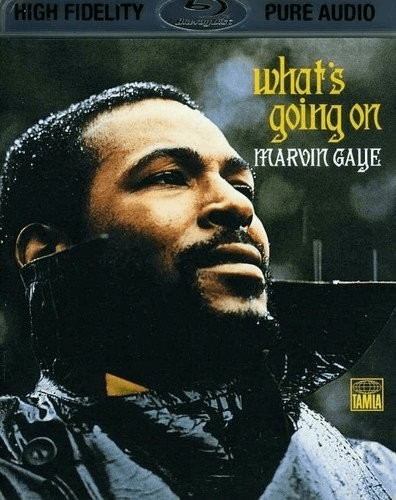 Marvin Gaye - What´s Going On (Blu-Ray Audio)