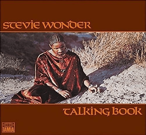 Stevie Wonder - Talking Book (Blu-Ray Audio)
