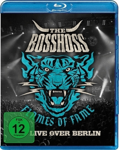 The BossHoss - Flames Of Fame (Live Over Berlin...