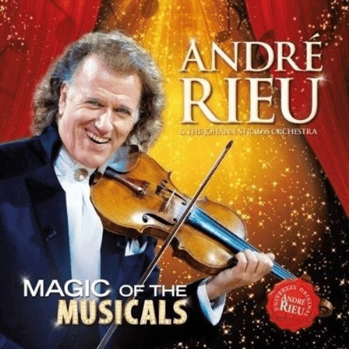 André Rieu - Magic of the Musicals [Blu-ray]