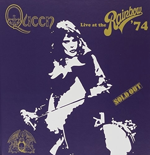 Queen - Live At The Rainbow (Limited Super Deluxe Boxset) (+CD/DVD) [Blu-ray]