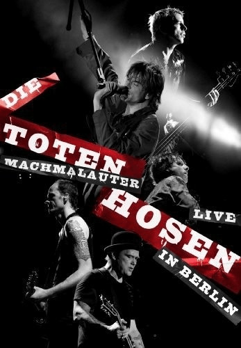 Die Toten Hosen - Machmalauter - Live In Berlin [Blu-ray]