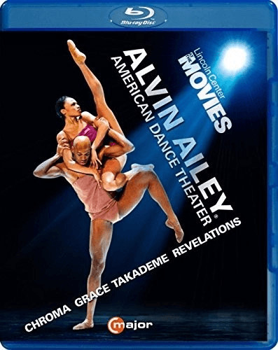 Alvin Ailey - American Dance Theater [Blu-ray]
