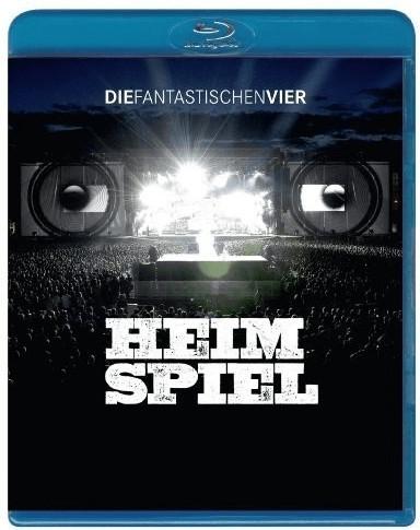 Die Fantastischen Vier - Heimspiel [Blu-ray]