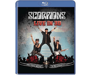 Buy scorpions get your sting and blackout live in 3d [blu-ray.