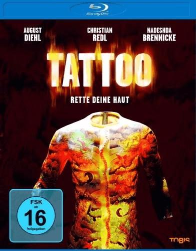 Tattoo - Rette deine Haut [Blu-ray]