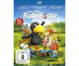 Der Kleine Rabe Socke (3D) [Blu-Ray]