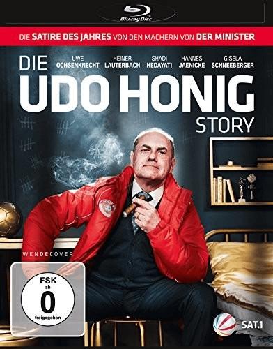 Udo Honig - Kein schlechter Mensch [Blu-ray]