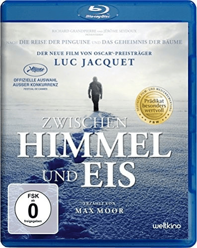 Zwischen Himmel und Eis [Blu-ray]
