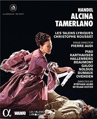 Image of Handel - Alcina/Tamerlano [Blu-ray]