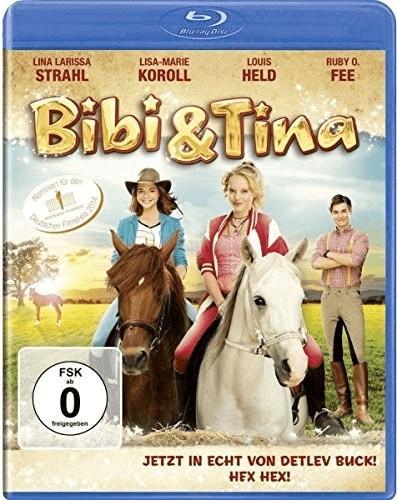 Bibi & Tina - Kinofilm [Blu-ray]