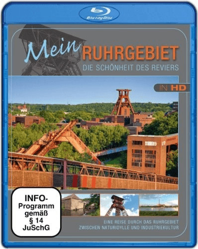 Mein Ruhrgebiet - Die Schönheit des Reviers [Blu-ray]