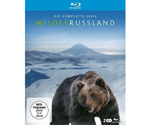 Wildes Russland [Blu-ray]