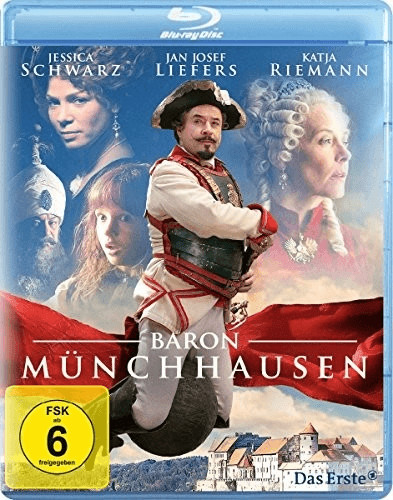 Baron Münchhausen [Blu-ray]