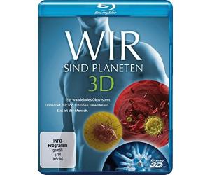 Wir sind Planeten (3D) [Blu-Ray]