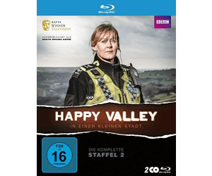 Happy Valley - In einer kleinen Stadt. - Staffel 2 [Blu-ray]