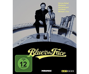 Blue in the Face - Alles blauer Dunst [Blu-ray]