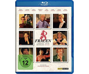 8 Frauen [Blu-ray]